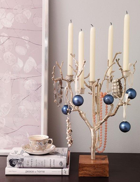 Идеи для новогоднего декора квартиры своими руками